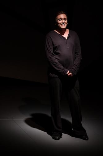 Júlio de Matos, no Teatro Armando Cortez